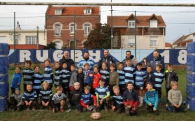 Reprise de l'Ecole de rugby !!!!